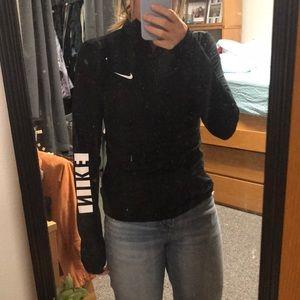 Nike drifit quarter zip